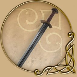 LARP Viking Sword